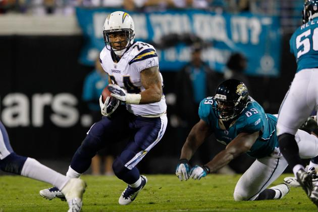 San Diego Chargers: Early Ryan Mathews Fantasy Preview