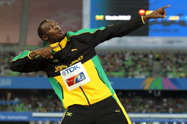 London 2012: Usain Bolt's Injury Hampers His Duel Against Yohan Blake