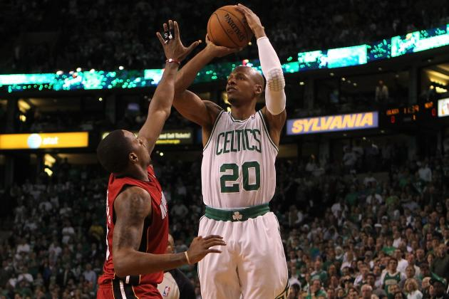 NBA Rumors: Ray Allen Would Make Miami Heat Favorite to Repeat