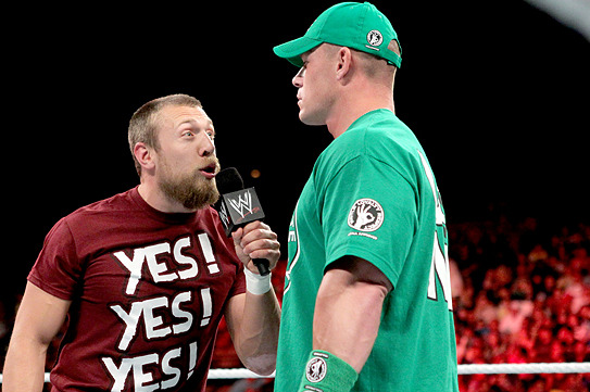 John Cena vs. Daniel Bryan: The WWE Feud That Will Crash Your Server