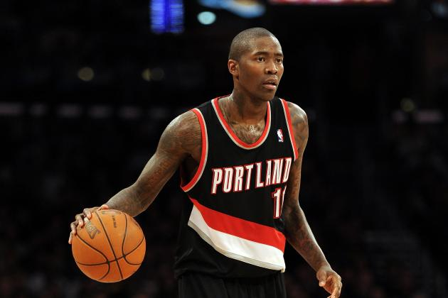 Free Agency 2012: Jamal Crawford to the Faltering Los Angeles Clippers