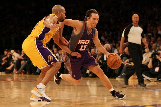 NBA Free Agency 2012: Why Steve Nash Won't Make the Lakers the Best in the West