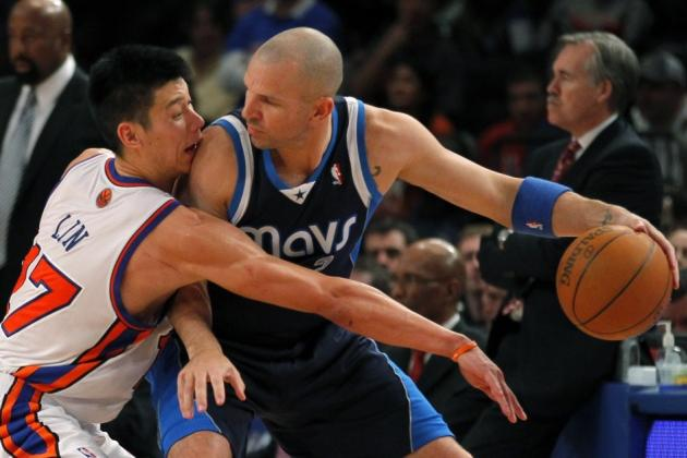 NBA Free Agency 2012: Why Jason Kidd Is a Perfect Mentor for Jeremy Lin