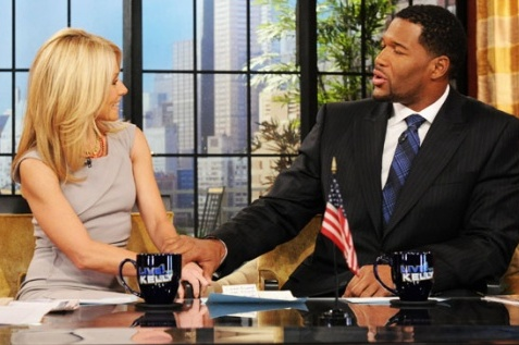 Michael Strahan Reportedly Among Finalists for Live! with Kelly Gig
