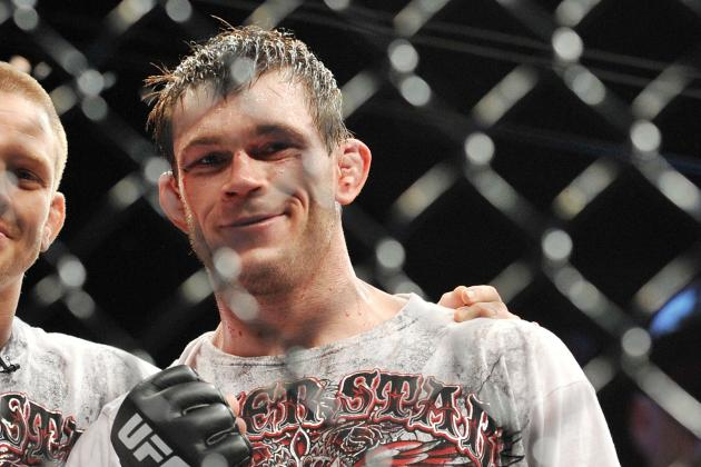 UFC 148's Griffin Won't Retire from Fighting After Ortiz