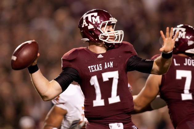 Texas A&M Football: Why Comparing A&M to Arkansas & South Carolina Is Futile