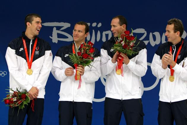 2012 Summer Olympics: How Swimming Could Add an All-Around Title to the Games