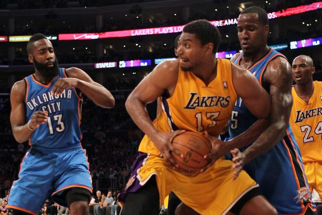 NBA Rumors: L.A. Lakers Must Gamble with Andrew Bynum, Not Dwight Howard