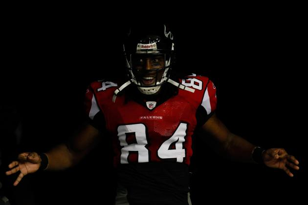 Will Roddy White Have a Shot at the NFL Hall of Fame?