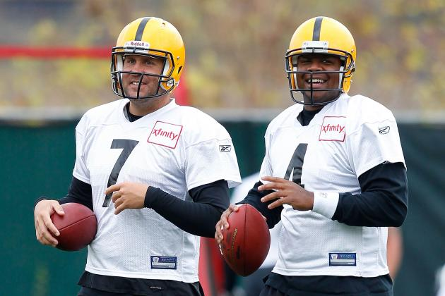 Pittsburgh Steelers 2012 Training Camp Preview: Quarterbacks