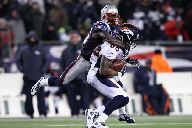 New England Patriots: Just How Good Was Cornerback Kyle Arrington in 2011?