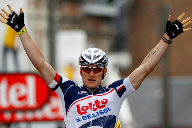 Tour De France 2012 Stage 5 Results: Winner, Leaderboard and Highlights