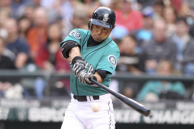 Fantasy Baseball 2012: Can Seattle Mariners' Ichiro Suzuki Turn It Around?