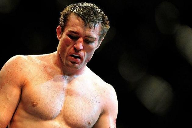UFC 148: Chael Sonnen Will Not Be Hurt by 20-Pound Weight Cut in 24 Hours