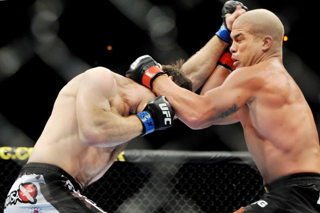 UFC 148 Exclusive: An Emotional Tito Ortiz Ready to Leave It All in the Cage