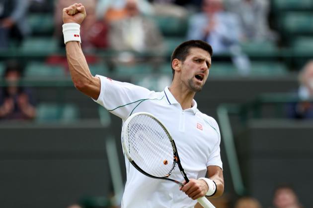 Wimbledon 2012 TV Schedule: Where to Watch the Men's Semifinals