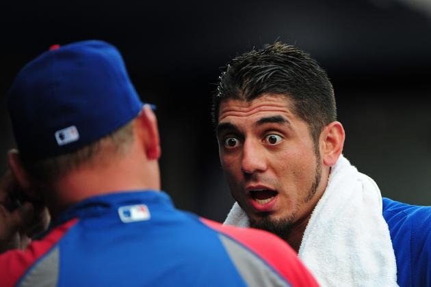 Chicago Cubs: Trade Bait Matt Garza Picks Bad Time to Struggle