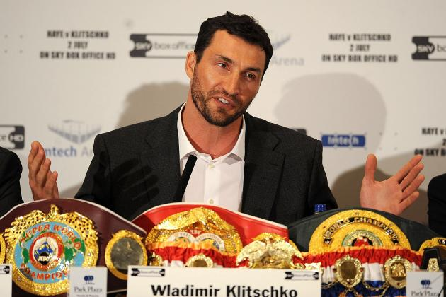 Wladimir Klitschko: Why Dr. Steelhammer Deserves Our Profound Respect