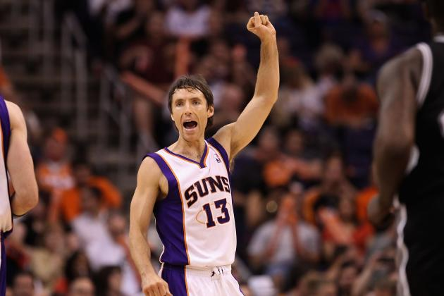 NBA Free Agency 2012: Why Steve Nash Won't Help the Los Angeles Lakers