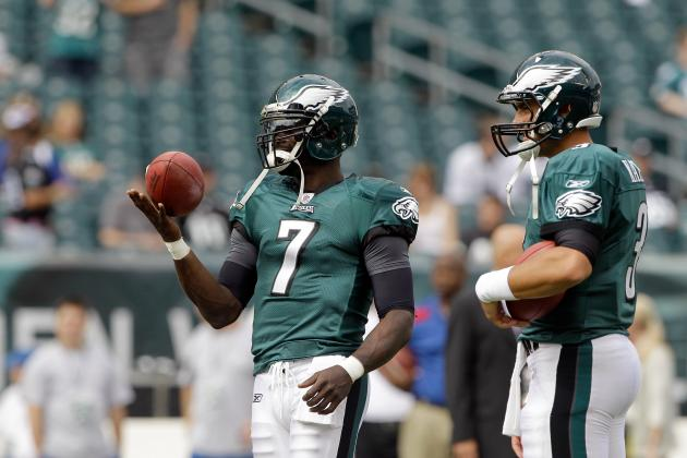 Odds on Who Wins the Philadelphia Eagles Backup Quarterback Job