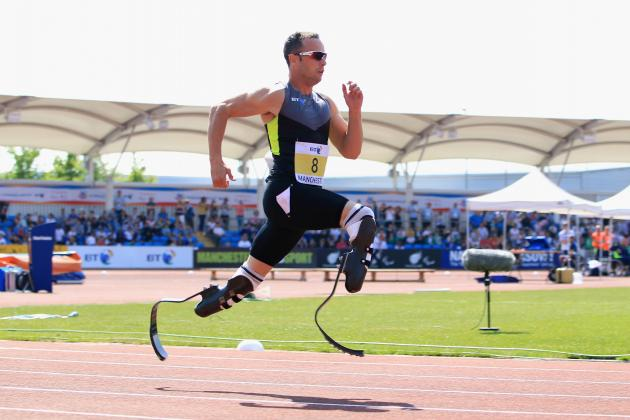 Olympic Dream for Blade Runner Pistorius Is Amazing, as Long as He Doesn't Win