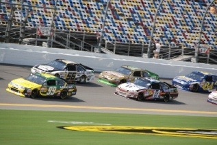 FYI WIRZ: NASCAR's Historic Daytona Brings Fireworks, Speed and Volatility