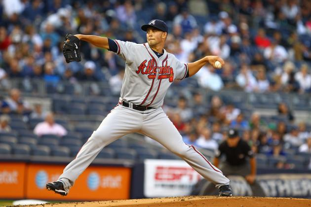 Mike Minor on Track to Be as Good as Tom Glavine?