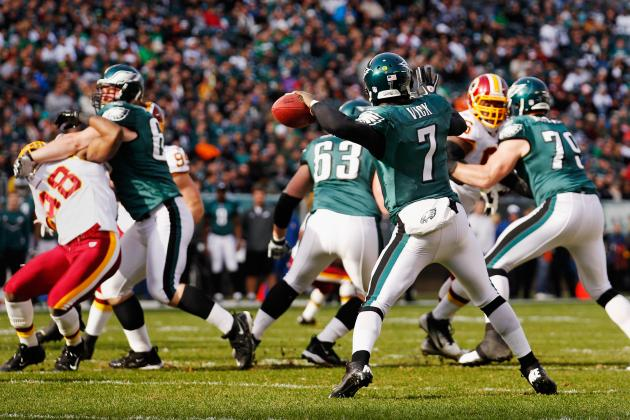 2012 Fantasy Value of Key Philadelphia Eagles Players