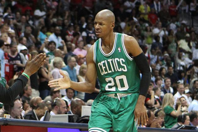 NBA Rumors: Predicting Ray Allen's Statistical Output on Miami Heat