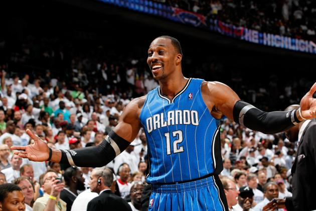 NBA Trade Rumors: Odds for a Brooklyn Nets NBA Title with Dwight Howard