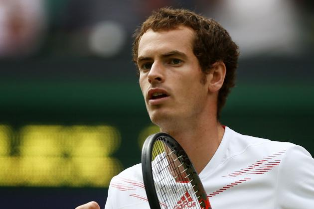 Murray vs. Tsonga: Score and Highlights from Wimbledon 2012 Men's Semifinal