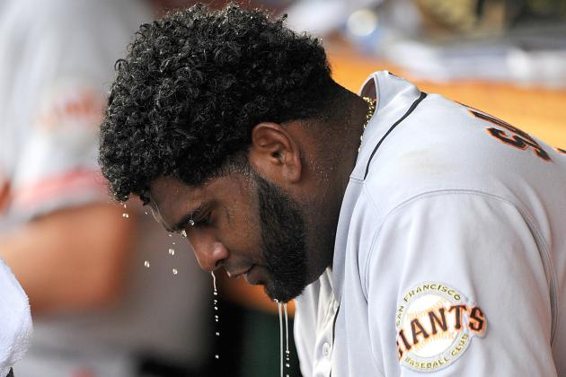 San Francisco Giants Absorb Cheap Shot from Mets GM, Shellacking from the Nats