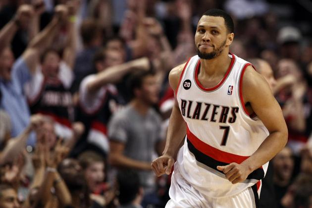 Brandon Roy Joins the Minnesota Timberwolves, Did They Just Become a Contender?