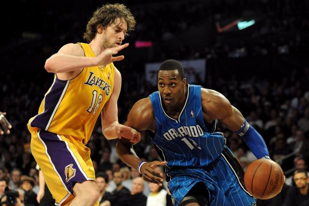 Lakers Rumors: Projecting Dwight Howard's Stats with Nash, Gasol and Kobe