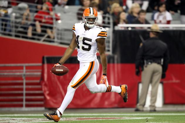 Cleveland Browns Wide Receiver Greg Little to Have Breakout Season