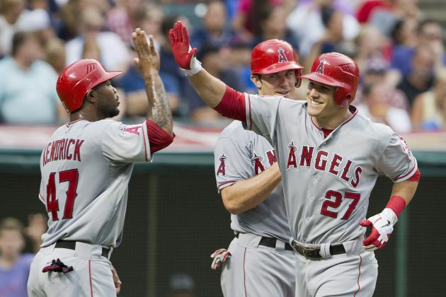 MLB All-Star Game 2012: Mike Trout Becomes the Marquee Angels All-Star