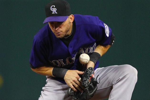 Rockies Are Willing to Deal Marco Scutaro
