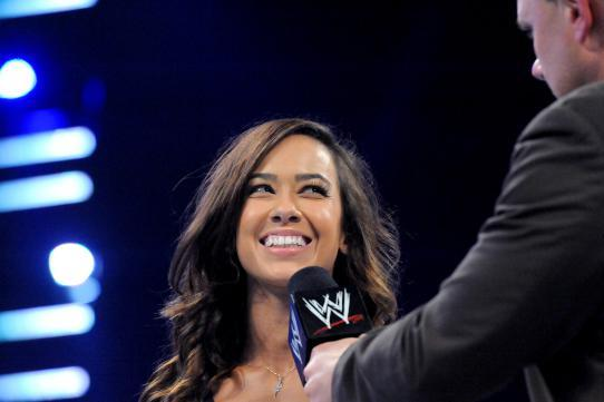 WWE News: AJ Ranked as 'Most Influential Female Athlete'