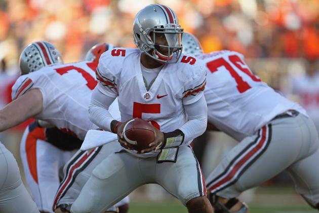 Ohio State Football: Time for Braxton Miller to Showcase His Skills
