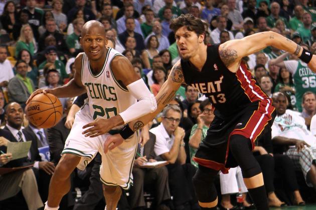 Ray Allen Leaves Miami Without Accepting Heat's Offer