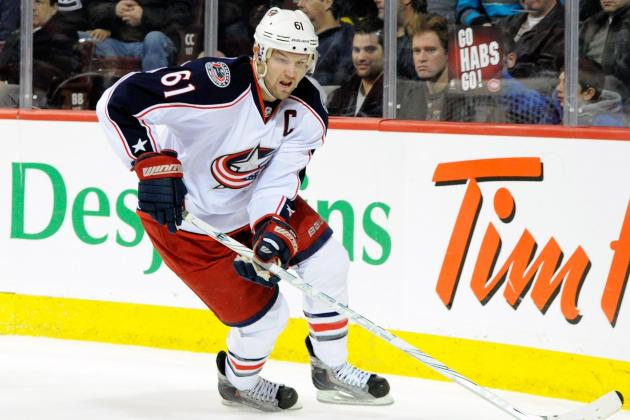 Rick Nash and the Columbus Blue Jackets Need to Reconcile