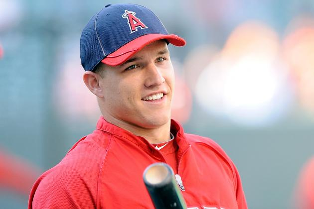 How Mike Trout's Historic Start Compares to Ken Griffey Jr.'s Start