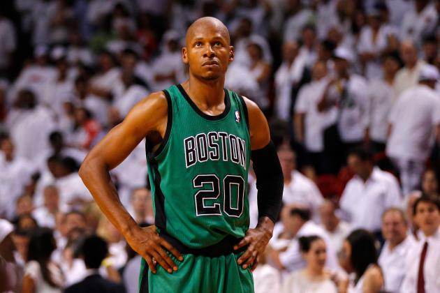 NBA Free Agency 2012: Championship Allure Will Draw Ray Allen to Miami