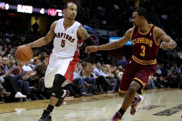 Toronto Raptors: 5 Free-Agent Point Guards to Replace Jerryd Bayless
