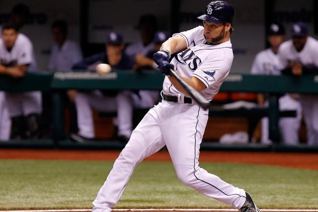 Tampa Bay Rays' Luke Scott Drowns in Emo Funk as Massive Slump Continues