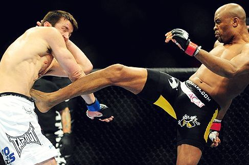 UFC 148 Fight Card: Why the Smart Money Is on Anderson Silva