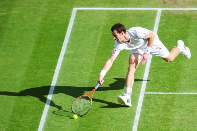 Wimbledon 2012: Andy Murray's Surge Sure to Lead to Olympic-Sized Murray Mania