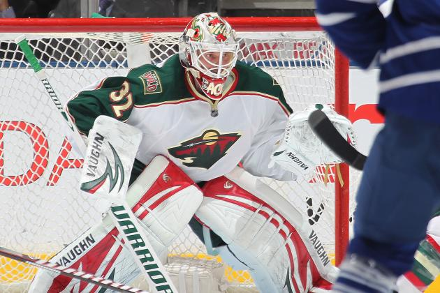 NHL Offseason 2012: Could Niklas Backstrom Be on the Toronto Maple Leafs' Radar?