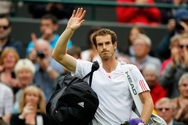 Wimbledon 2012: Can Andy Murray Expect Home Support Against Roger Federer?