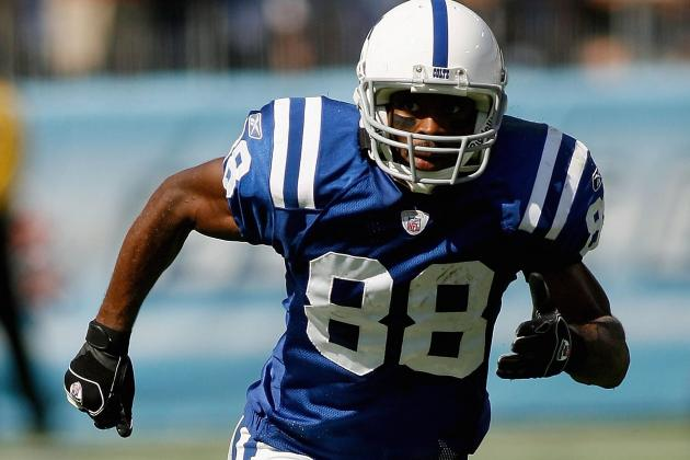 AFC South Friday Tweetbag: Marvin Harrison to the Hall?
